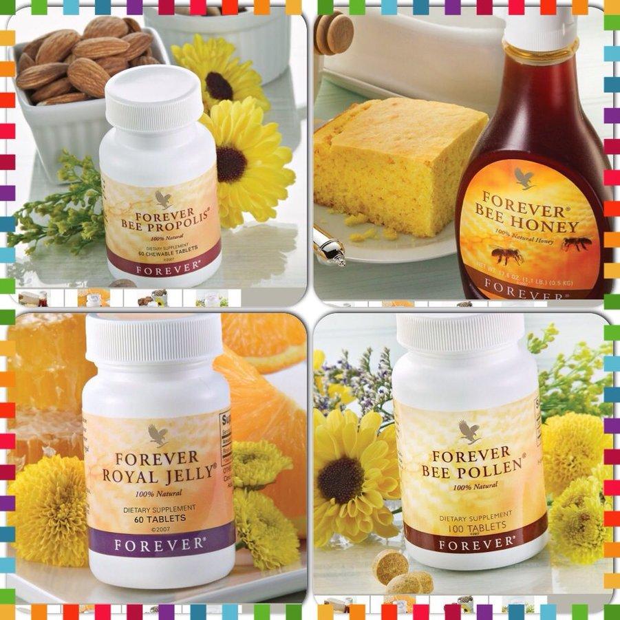 Bijenproducten